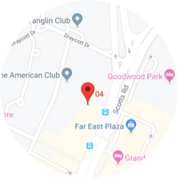 Map location of Singapore office